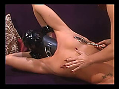 Submissive whores get humiliated and extreme toy fucked