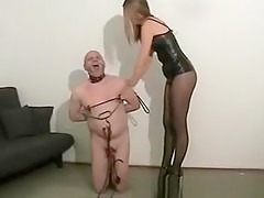 Crazy Amateur video with Fetish, Femdom scenes