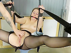 Fabulous homemade Fetish, BDSM adult clip